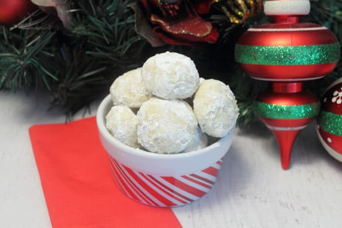 Brazil Nut Snowballs 6 | 2 Cookin Mamas