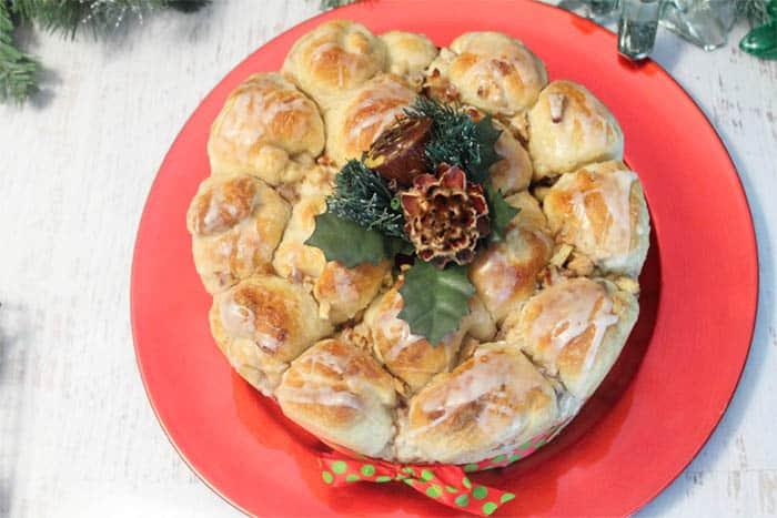 Cinnamon Apple Monkey Bread 1 | 2 Cookin Mamas