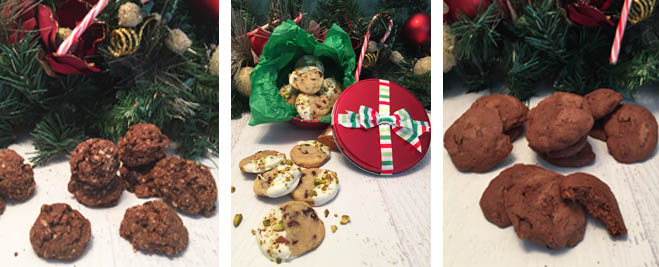 Cookie Exchange Cookies