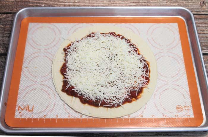 Bacon Pizza Twists prep 2 | 2 Cookin Mamas