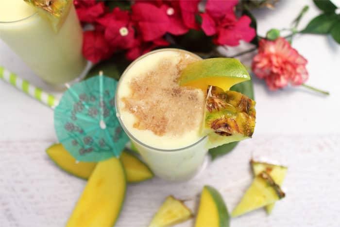 Mango Colada 4 | 2 Cookin Mamas