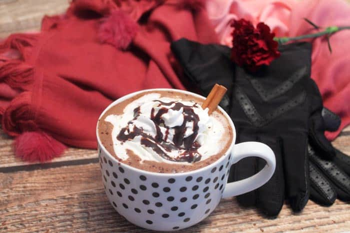 Spiked Mexican Hot Chocolate 3 | 2 Cookin Mamas
