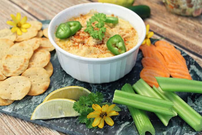Hot Tuna Dip 1 | 2 Cookin Mamas