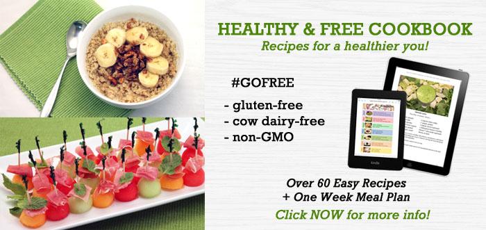 Healthy and Free blog ad | 2 Cookin Mamas