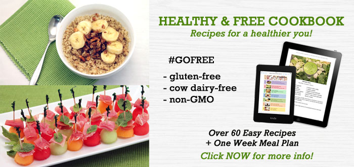 Healthy and Free book ad   2 Cookin Mamas