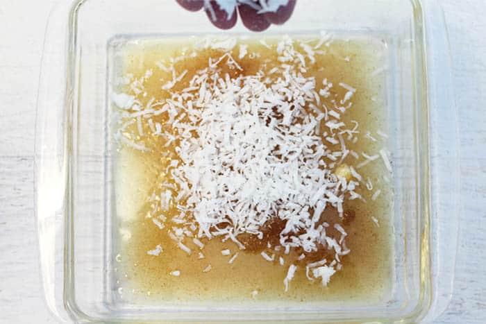 One Bowl Surprise Cake prep 1 | 2 Cookin Mamas