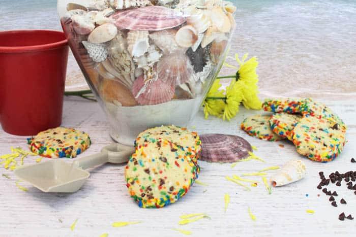 Chocolate Chip Cheesecake Cookies 1 | 2 Cookin Mamas