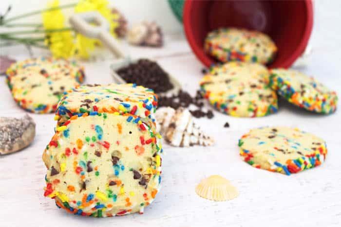 Chocolate Chip Cheesecake Cookies 3 | 2 Cookin Mamas