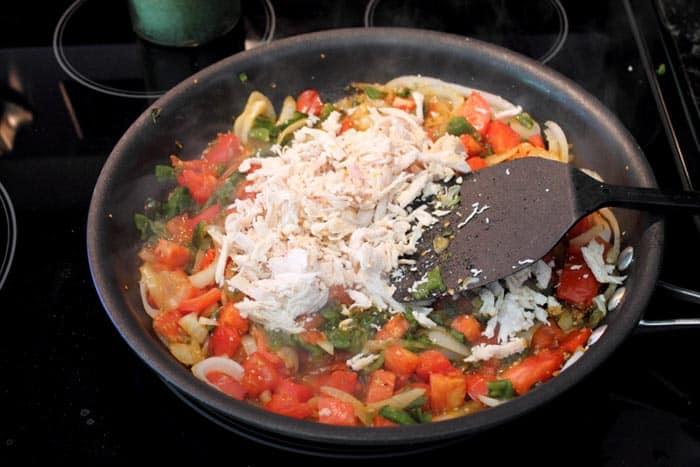 Poblano Chicken Stew prep 3a   2 Cookin Mamas