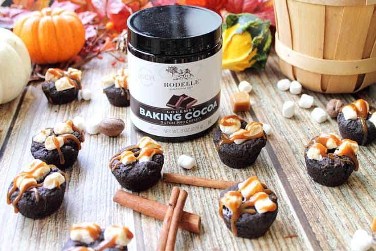 Kahlua Hot Chocolate Cookies SM | 2 Cookin Mamas