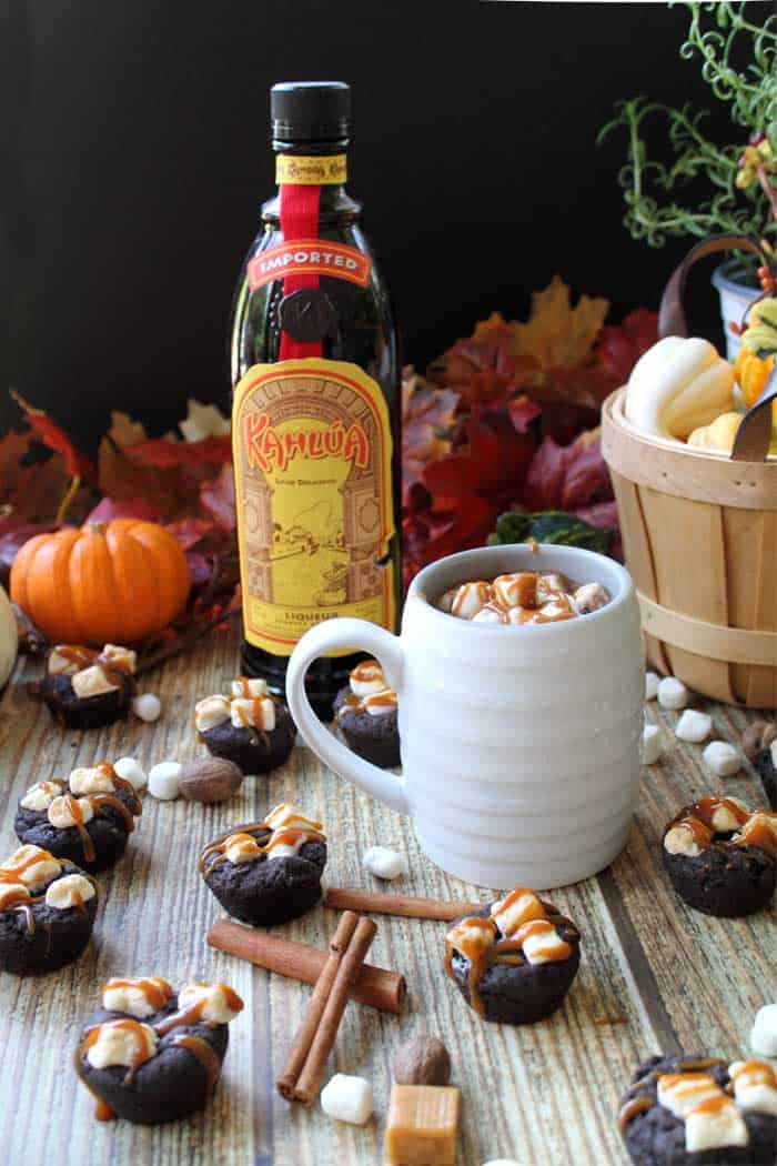 Kahlua Hot Chocolate Cookies tall 1 | 2 Cookin Mamas