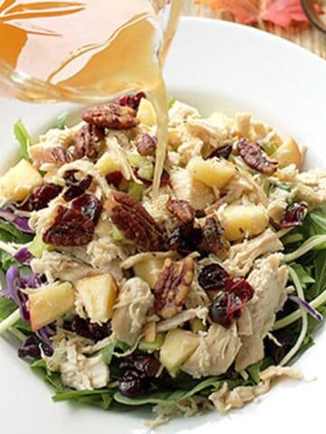 Harvest Chicken Salad square | 2 Cookin Mamas