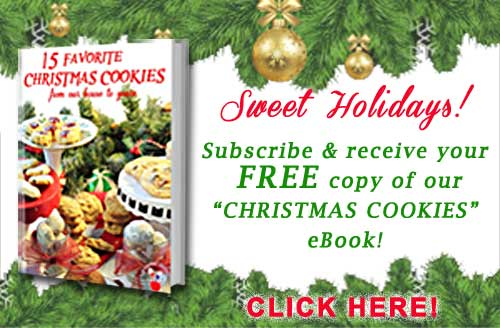 Chrsitmas Cookies ebook subscription
