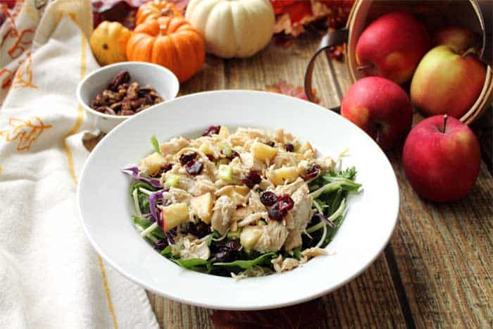 Harvest Chicken Salad 1 | 2 Cookin Mamas