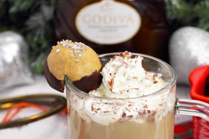Buckeye Latte closeup 1 | 2 Cookin Mamas
