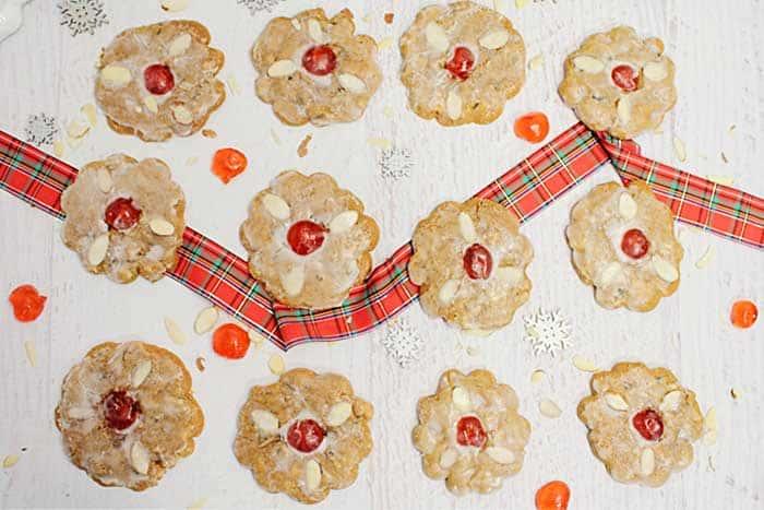 Lebkuchen overhead | 2 Cookin Mamas