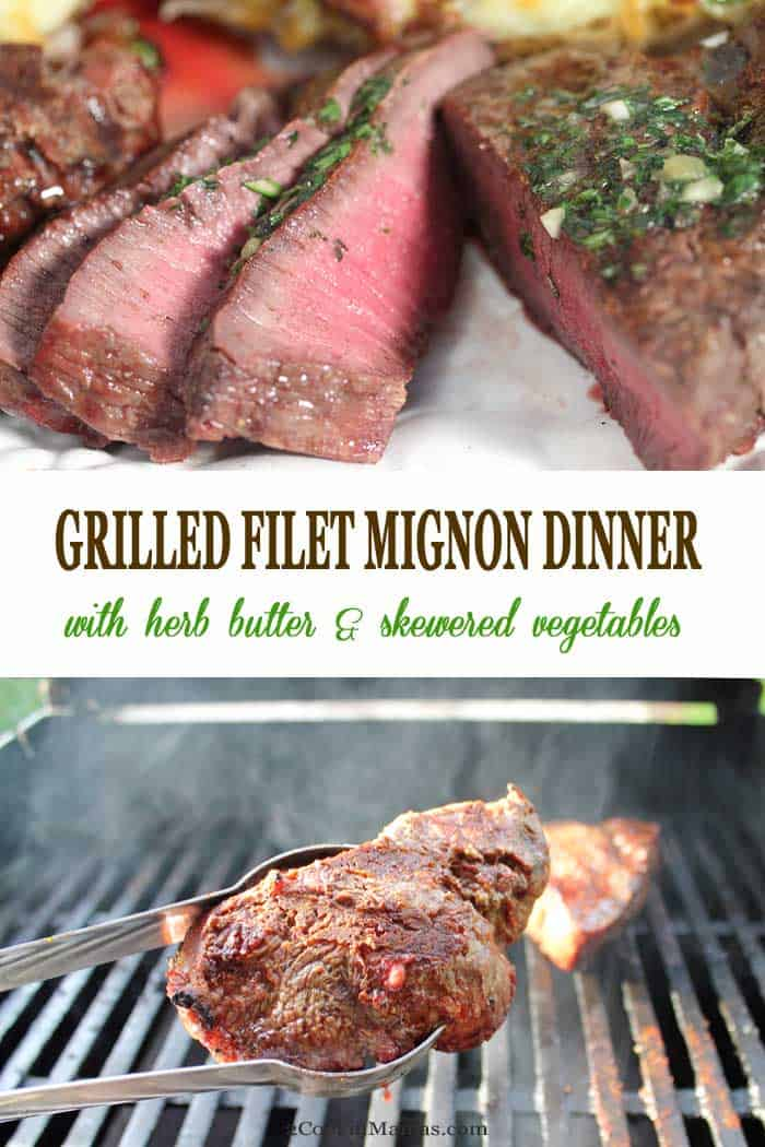 filet mignon roast bbq