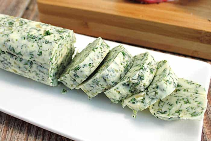 Chilled Herb Butter roll