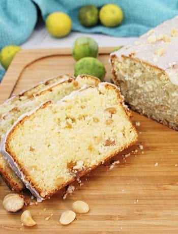 Key Lime White Chocolate Macadamia Bread square 2