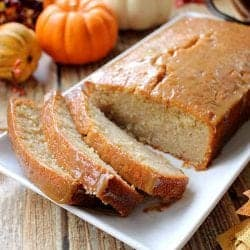 Apple Cider Pound Cake square 1