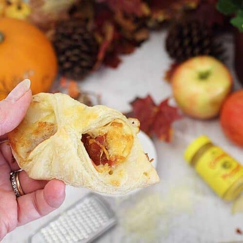 Cheesy Apple Bacon Bundles single
