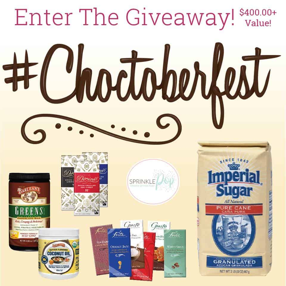 Choctoberfest 2018 Giveaway