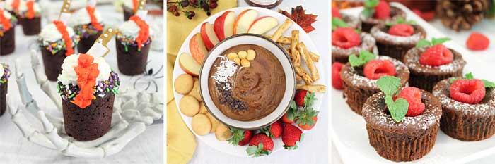 Choctoberfest Chocolate Goodies
