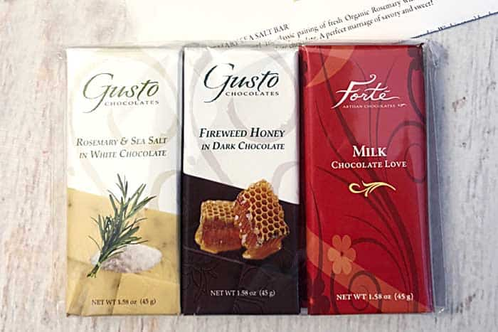 Forte Chocolate