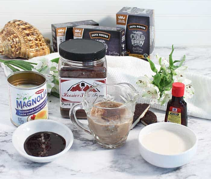 Peppermint Patty creamer ingredients