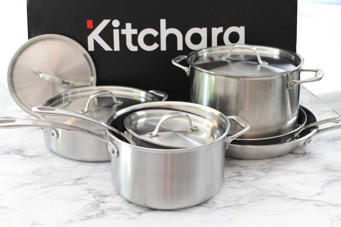 Kitchara Cookware Set