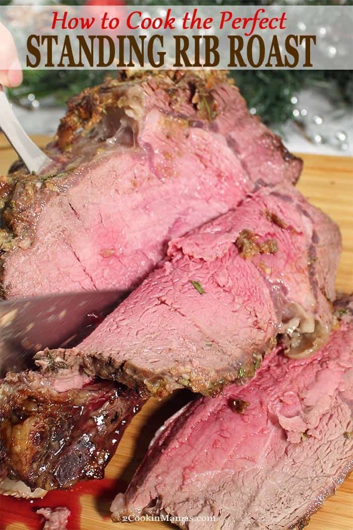How to Cook the Perfect Standing Rib Roast