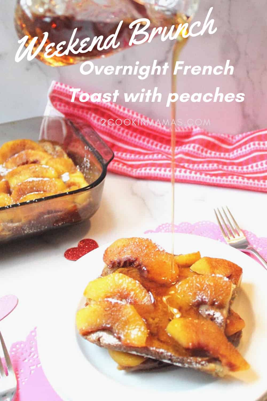 Overnight Cinnamon French Toast Bake