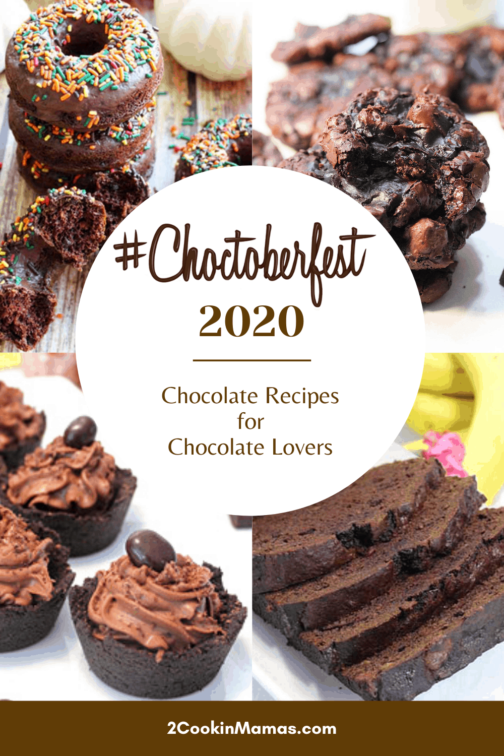 #Choctoberfest - A Week of Chocolate Recipes + Giveaway