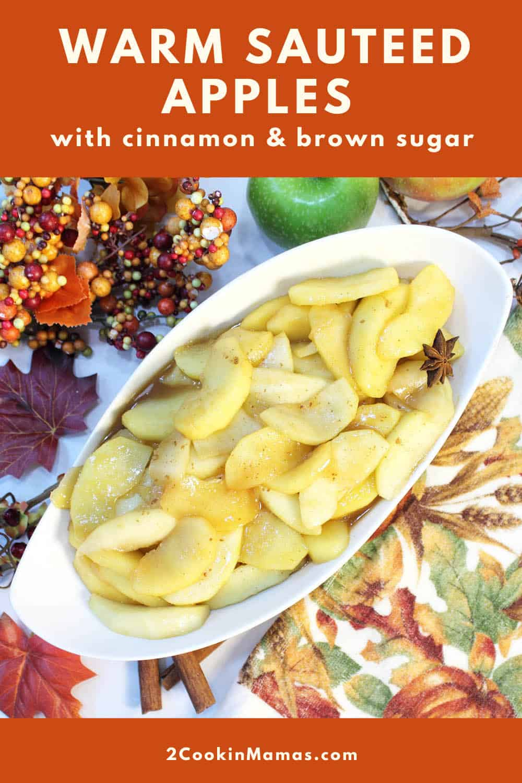 Easy Sautéed Cinnamon Apples